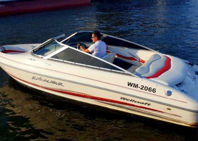 łodzie wynajem gdańsk 3