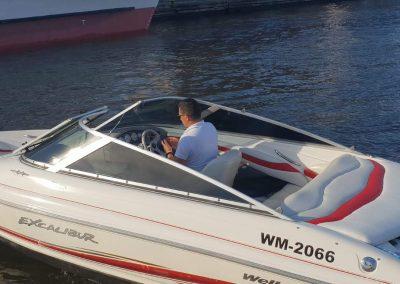 łodzie wynajem gdańsk