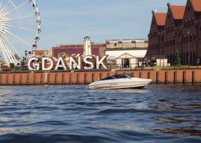 łodzie wynajem gdańsk 6